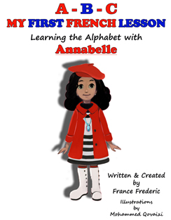 ABC My First French Lesson, Learning the Alphabet with Annabelle